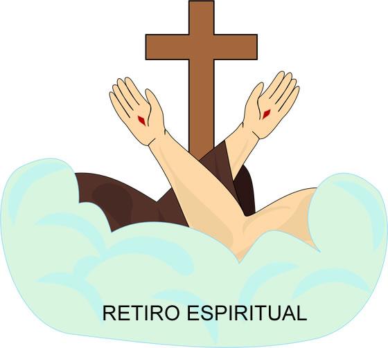 Invitación A Retiro Espiritual San Luis Rey